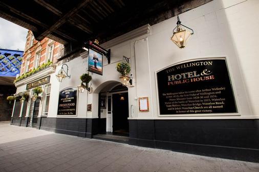 威靈頓酒店 - 倫敦 - 倫敦 - 建築
