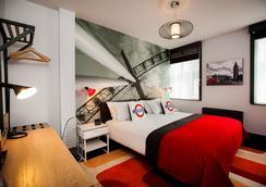 威靈頓酒店 - 倫敦 - 倫敦 - 臥室