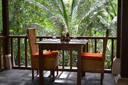 Villa Nirvana - Ubud - Food
