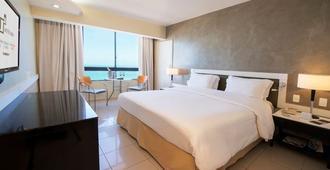 Seara Praia Hotel - פורטאלזה - חדר שינה