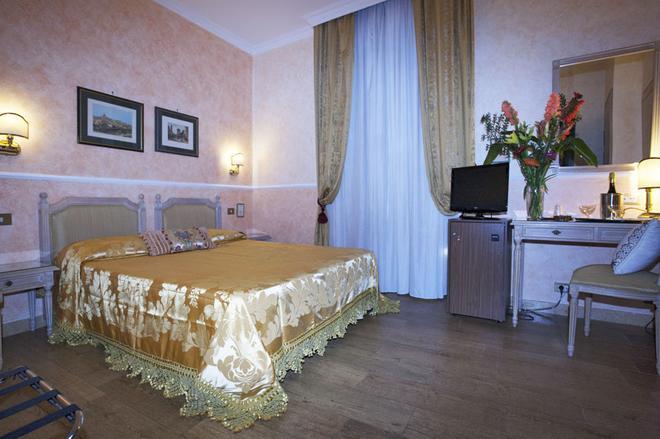 Hotel Doria - Roma - Habitación