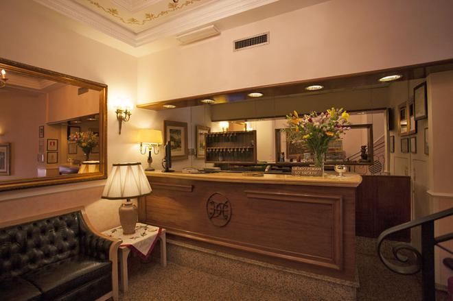 Hotel Doria - Roma - Recepción