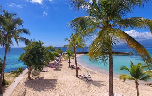 Mahogany Hotel Residence & Spa - Le Gosier - Beach