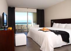 Mahogany Hôtel Résidence & Spa - Le Gosier - Bedroom