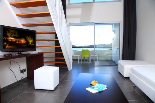 Mahogany Hotel Residence & Spa - Le Gosier - Living room