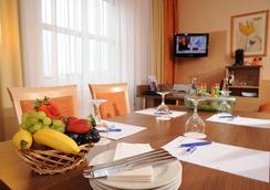 ECONTEL HOTEL Berlin Charlottenburg - Berlin - Bedroom