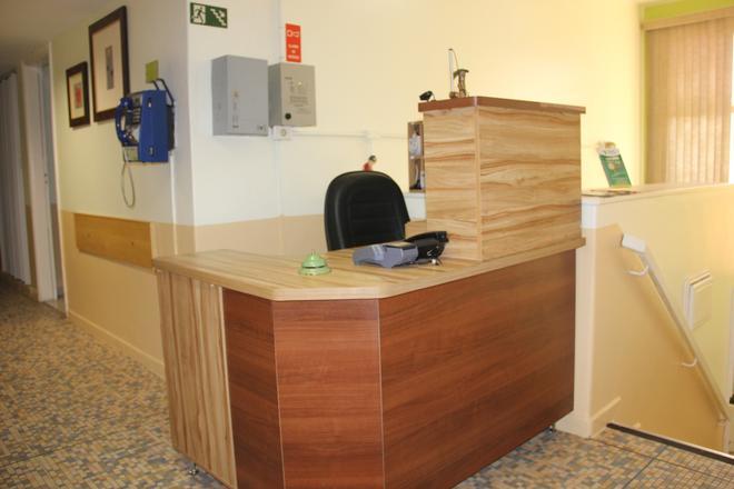 Hotel Ypê de São Carlos - São Carlos - Front desk
