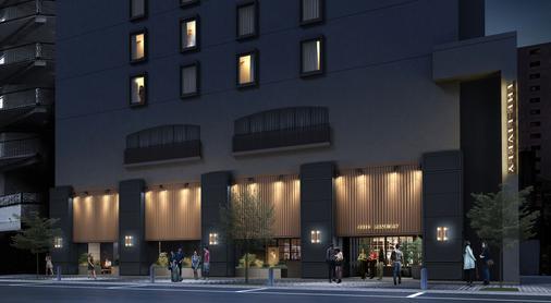 The Lively酒店 福岡博多 - 福岡 - 建築