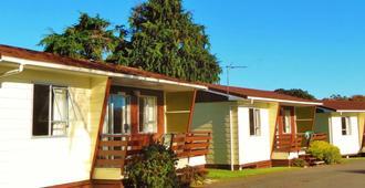 Whanganui River Top 10 Holiday Park - Whanganui - Building
