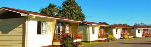 Whanganui River Top 10 Holiday Park - Whanganui - Gebäude