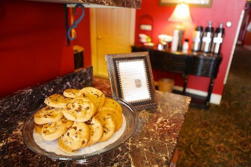 Inn at St John - Portland - Food