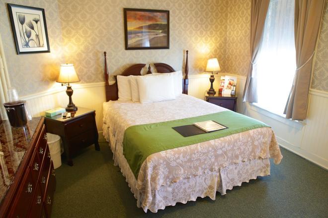 Inn at St John - Портленд - Спальня