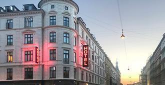 Ibsens Hotel - Copenhague - Edifício
