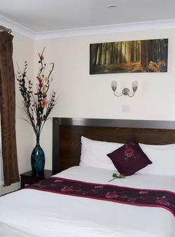 Villaggio Hotel & Restaurant - Warrington - Schlafzimmer