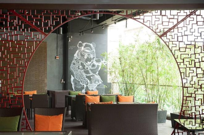 Lan Kwai Fong Hotel @ Kau U Fong - Hongkong - Lounge