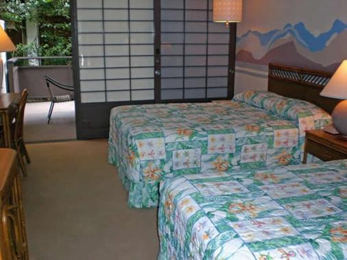 Breakers Hotel - Honolulu - Bedroom