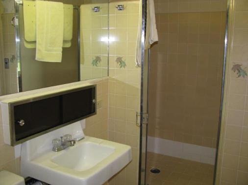 Breakers Hotel - Honolulu - Bathroom