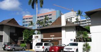 ザ ブレーカーズ ホテル - ホノルル - 建物
