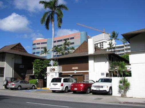 Breakers Hotel - Honolulu - Building