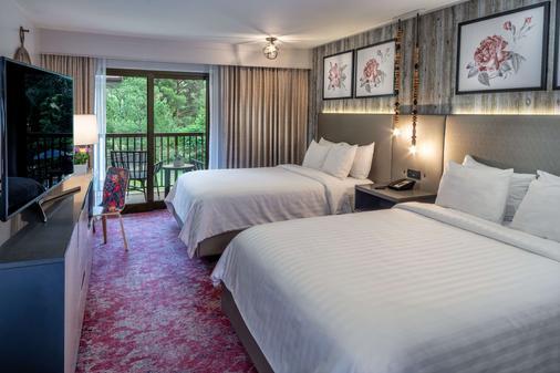 Cliffrose Lodge & Gardens at Zion Natl Park - Springdale - Bedroom