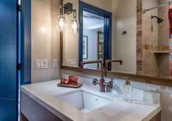 Cliffrose Lodge & Gardens at Zion Natl Park - Springdale - Bathroom