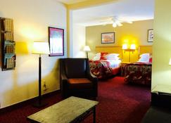Caliente Tropics Hotel - Palm Springs - Slaapkamer