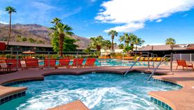 Caliente Tropics Hotel - Palm Springs - Piscine