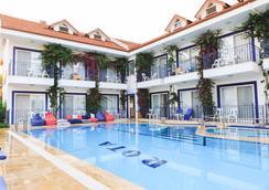 Rota Hotel - Dalyan (Mugla) - Uima-allas