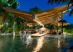 巴爾迪溫泉酒店 - 拉夫提那 - 福爾圖納 - 游泳池