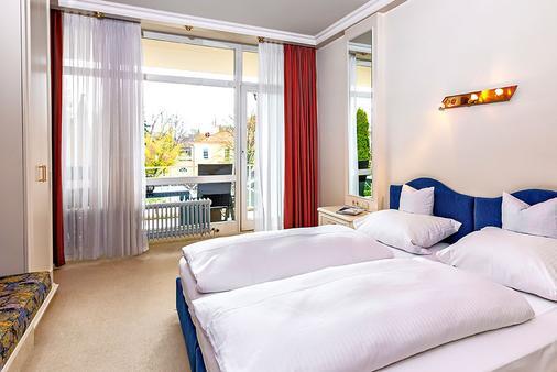 Parkhotel Residenz - Sankt Peter-Ording - Bedroom