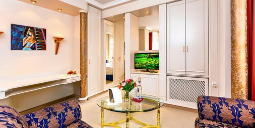 Parkhotel Residenz - Sankt Peter-Ording - Wohnzimmer