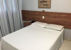 Hotel Casablanca Suites - Indaiatuba - Bedroom