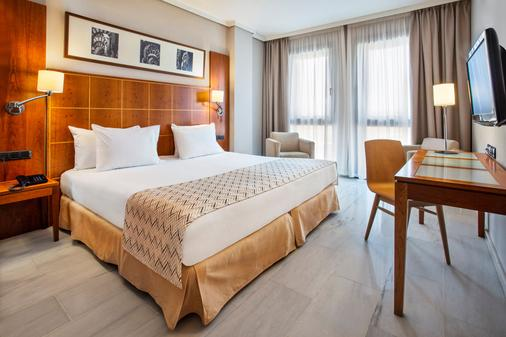 Exe Ciudad De Cordoba - Córdoba - Bedroom