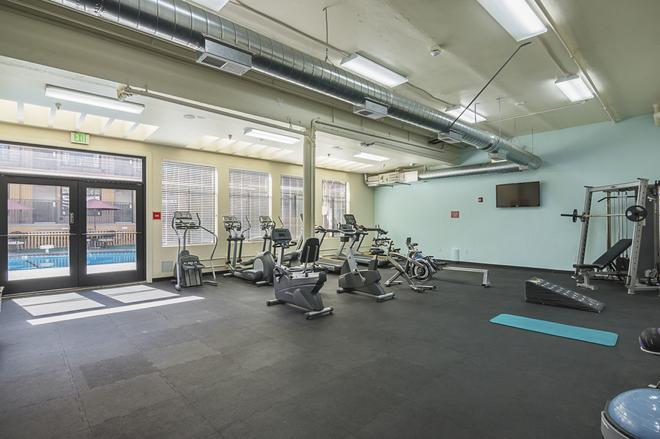 da Vinci Villa - San Francisco - Gym