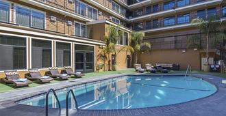 達芬奇別墅酒店 - 舊金山 - 游泳池