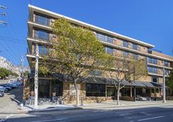 達芬奇別墅酒店 - 舊金山 - 建築
