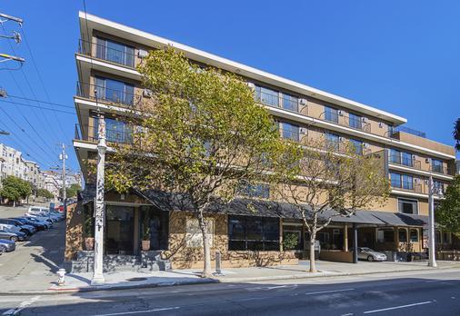 da Vinci Villa Hotel - San Francisco - Building