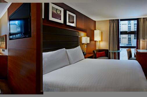 Hilton London Kensington - Lontoo - Makuuhuone