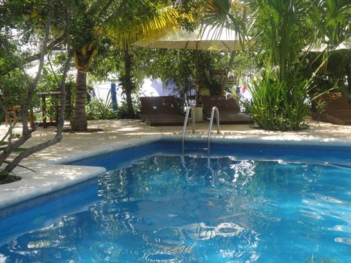 Hotel Sotavento & Yacht Club - Κανκούν - Πισίνα