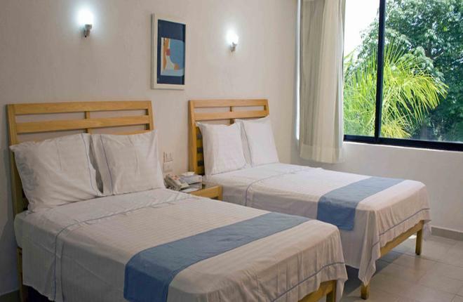 Hotel Sotavento & Yacht Club - Cancún - Camera da letto