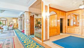 Grand Hotel De Londres - Sanremo - Sala de estar