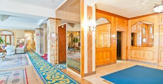 Grand Hotel De Londres - San Remo - טרקלין