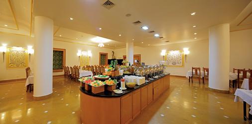 Hotel Rang Mahal - Jaisalmer - Thức ăn