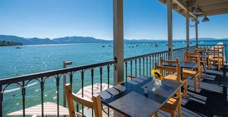 Beach Retreat & Lodge at Tahoe - סאות' לייק טאהו - מסעדה