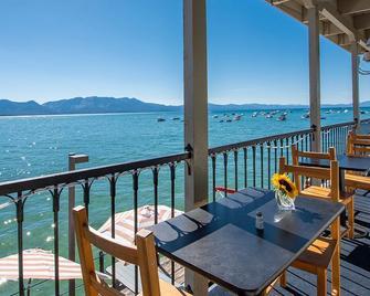 Beach Retreat & Lodge at Tahoe - South Lake Tahoe - Restaurace