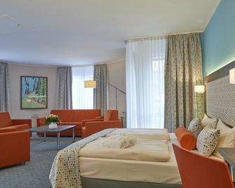 Trans World Hotel Auefeld - Hann. Münden - Slaapkamer