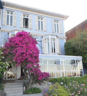 札洛酒店 - 法爾巴拉索 - Valparaiso/瓦爾帕萊索 - 建築