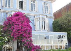 Zerohotel - Βαλπαραΐσο - Κτίριο