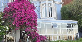 Zerohotel - Valparaíso - Building