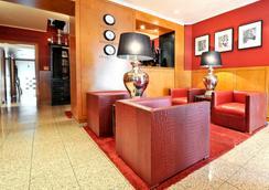 Hotel Sir & Lady Astor - Düsseldorf - Oleskelutila